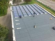 Pannelli solari sulla Casa Comunale di Pulsano