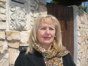 Presidente della Pro Loco di Lama Giovanna Bonivento