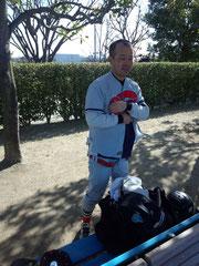 田村選手 #24