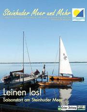 Steinhuder Meer und Mehr Magazin Saisonstart-Ausgabe Linnekuhl Serge