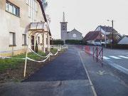 École maternelle - Travaux octobre 2013