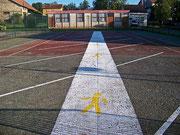 Création de stationnement pour les écoles
