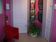 La nouvelle salle d'attente - Cliquez pour agrandir la photo