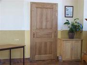 Nouvelles portes de la salle d'honneur de la mairie - Mars 2014