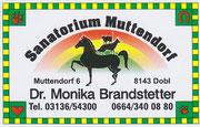 Sanatorium für Pferde und Kleintiere