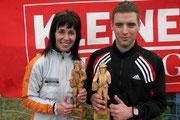 Sieger 2008: Astrid & Markus (Foto: Gebeneter)