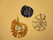 M-0008/9 - Ammoniten