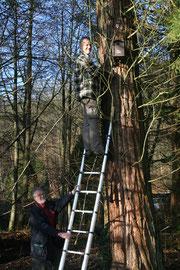 Wald-Exkursion des NABU Ortsvereins Engelskirchen