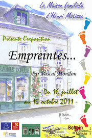 Exposition Maison Matisse Bohain