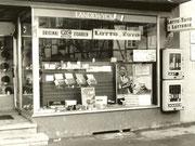 Erstes Ladenlokal - Reisebüro