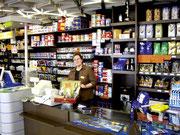 Lotto, Tabakwaren, Reisebüro