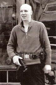 """Stephen """"Frenchie"""" Hancock / Bio je vozač kamiona u Legiji Stranaca, prije dolaska u  PIV"""