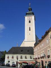 Stadtpfarrkirche Grein