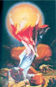 rechte Flügel des Isenheimer Altars