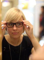 Brille auswählen beim Fachmann