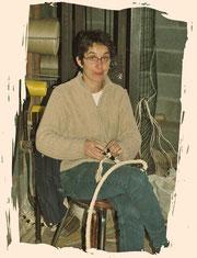 Anita BOCQUIER, cordelière à THIVIERS