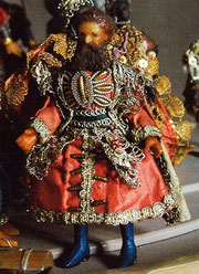 König aus der Geburtsszene