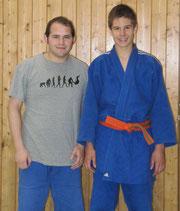 Nils Pöhl und Markus Betz - Wiener Schülermeisterschaft