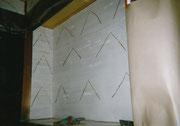 壁漆喰工事
