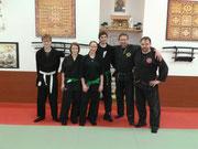 Die Herner Gruppe mit Steffen