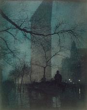 Edward Steichen, Flatiron building, 1904