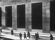 Paul Strand, Wall Street, 1915