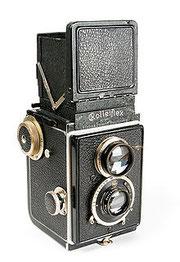 Rolleiflex Original con Carl Zeiss Jena Tessar f/3.8, foto di Eugene Ilchenko
