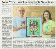 Pressebericht Schwarzwälder Bote vom 16.07.2014