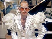 Bild: Elton John, Sacrifice, Musiker und Entertainer. Alleinunterhalter