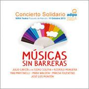 CD Músicas sin barreras
