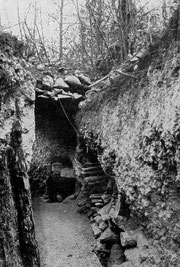 Stolleneingang 1916