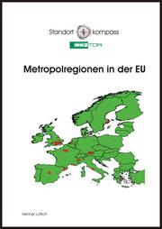 Buch zur Studie Metropolregionen in der EU