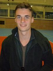 Hauptpunktelieferant des VCbis zu seiner Verletzung: Jona Pieknik