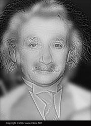 Einstein et Monroe