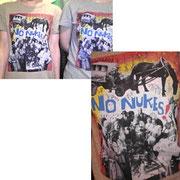 「ぼくらの原始力展」Tシャツ、その1