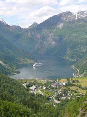 (Geirangerfjord)