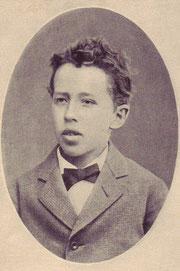 Rudolf von Tavel als Jüngling (BB)