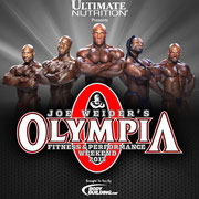 2013 Mr. Olympia results
