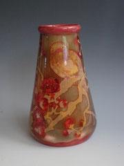 Zsolnay Bird Vase, 1920s