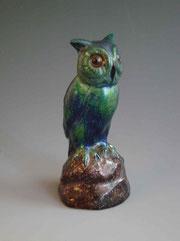 Zsolnay Owl, 1900s