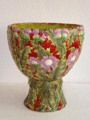 Zsolnay Flowerpot, 1896