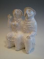 Zsolnay, János Török,  work shop ceramic, 1980s