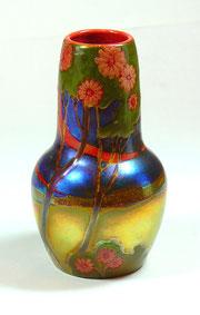 Zsolnay Vase, 1903