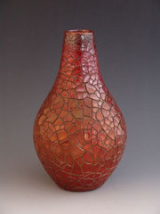 Zsolnay Vase, 1960s