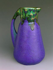 Zsolnay Pitcher, 1905