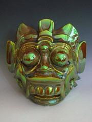 Zsolnay Mask, 1980s