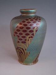 Zsolnay Vase, 1900s