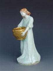 Zsolnay Figurine, 1910s