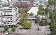 Luftbild TU Berlin