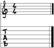 Noten & Gitarren TABs
